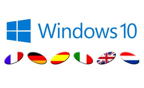 Instalar idiomas adicionales en Windows 10