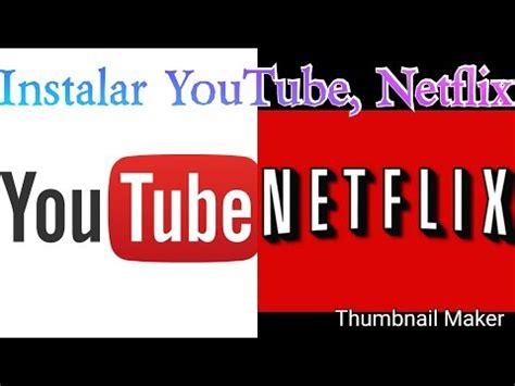 INSTALAR NETFLIX, YOUTUBE Y OTRAS APLICACIONES EN LG SMART ...