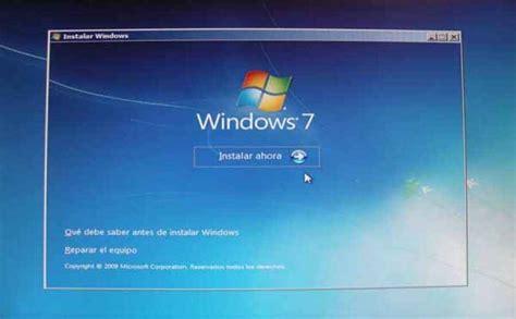 Instalar Windows 7 español  en imágenes    Estamos apañados