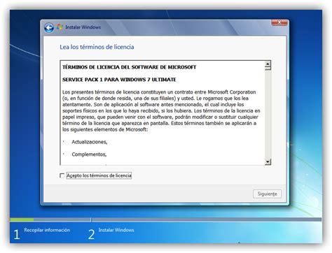 Instalar Windows 7. Manual de instalación del sistema ...
