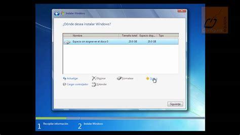 Instalar Windows 7   YouTube