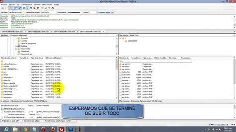 Instalar Wordpress en español en cualquier hosting gratis ...
