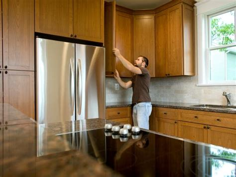 Installing Kitchen Cabinets: Pictures, Options, Tips ...