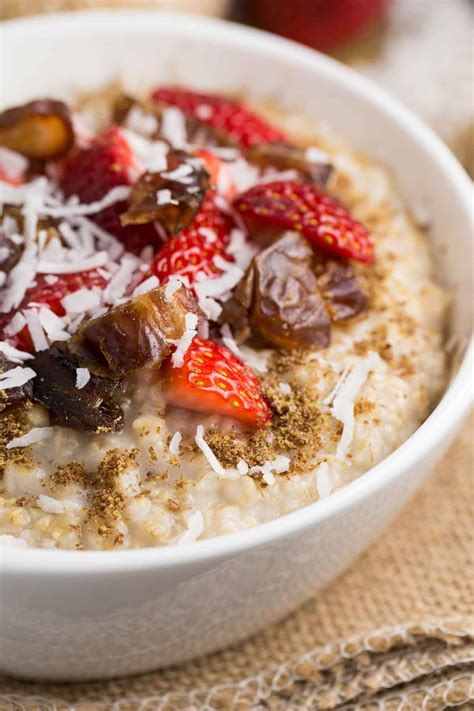 Instant Pot Oatmeal  yes, it s that easy!    Veggie Chick