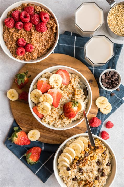 Instant_Pot_Steel_Cut_Oatmeal_Recipe_FromMyBowl 8   From ...