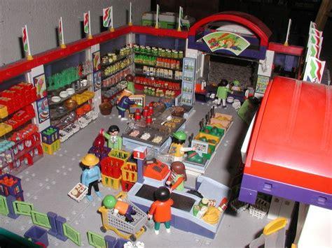 Instructions for supermarket 3200 | Rangement playmobil ...