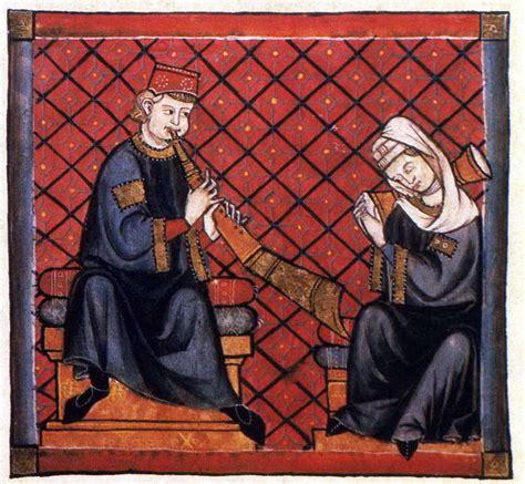 Instruments De Musique Du Moyen Âge
