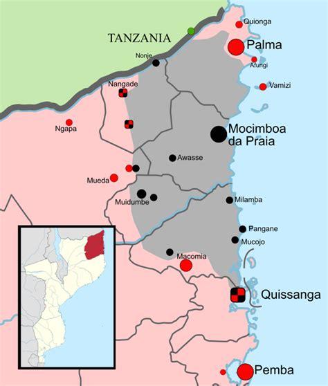 Insurgencia en Cabo Delgado   Insurgency in Cabo Delgado ...