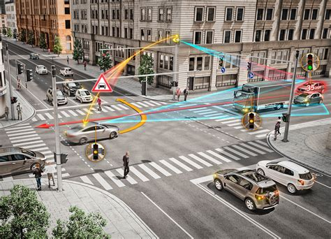 Intelligent Intersection Tech Coming to Columbus   Safety ...