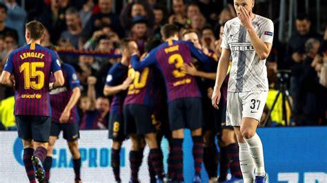 Inter de Milán   FC Barcelona en directo: resumen, goles y ...