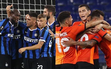 Inter de Milán vs Shakhtar: dónde ver semifinales de la ...