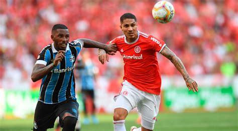Inter de Porto Alegre vs Gremio EN VIVO Paolo Guerrero en ...