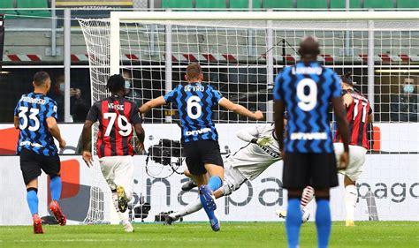 Inter Milan 1 2 | Lukaku non basta, il derby è dei rossoneri