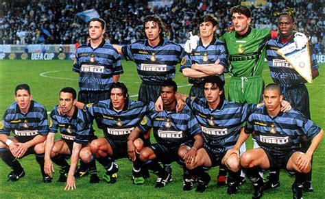 : INTER MILÁN 1997/98