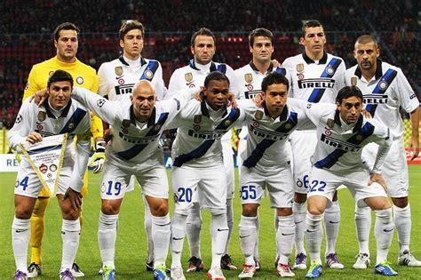 Inter Milan 2012 Roster