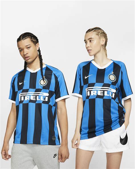 Inter Milan 2019/20 Stadium Home Soccer Jersey. Nike.com