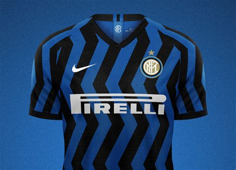 Inter Milan 2020 21 Home Kit Prediction | Kit design ...