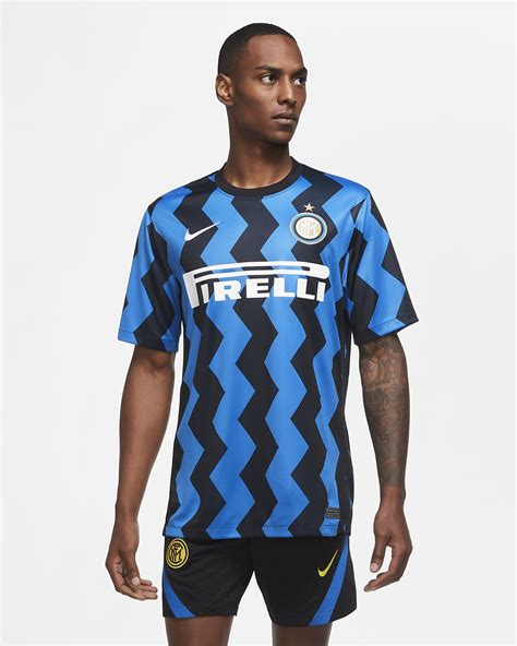Inter Milan 2020/21 Stadium Home Men s Soccer Jersey. Nike.com