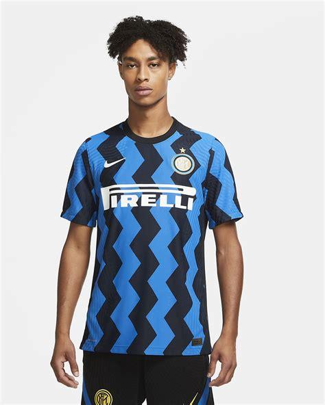 Inter Milan 2020/21 Vapor Match Home Men s Football Shirt ...