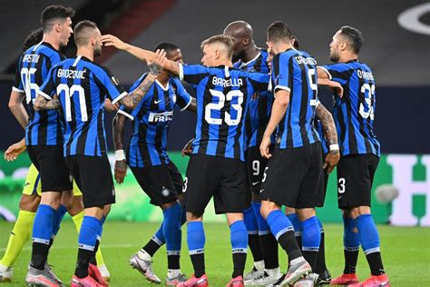 Inter Milan aiming for maximum, says Antonio Conte after ...