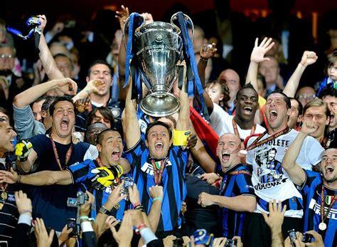 Inter Milan. Champions League Winners. 2010. | Squadra di ...
