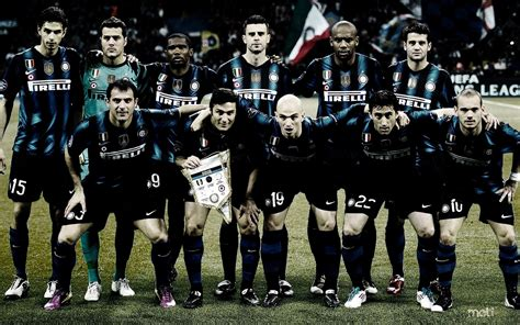 Inter Milan Football Club Players on Ground Images | HD ...