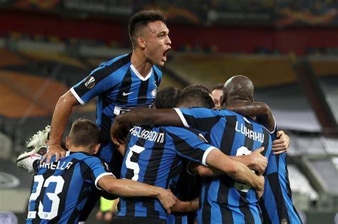Inter Milan hammers Shakhtar 5 0 to reach Europa League ...