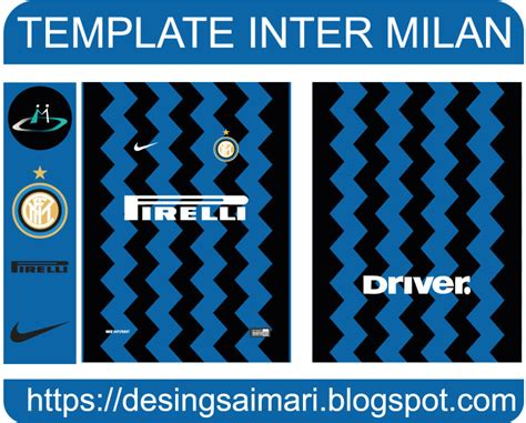 Inter Milan Local 2020 21   Desings Aimari Ec