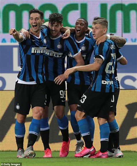 Inter Milan mount late comeback win over Parma to keep ...