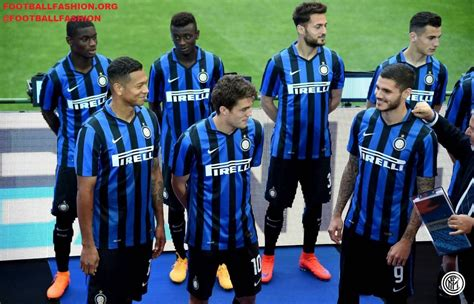 Inter Milan Returns to Classic Look for Nike 2015/16 Home ...