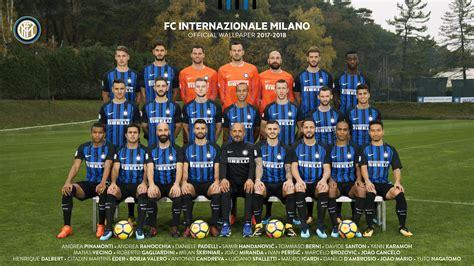 Inter Milan Roster 2018