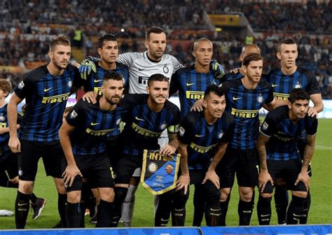 Inter Milan Soccer Club Signs Brand Management Deal with ...