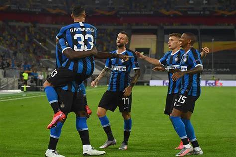 Inter Milan Through to the Finals of UEFA Europa League ...