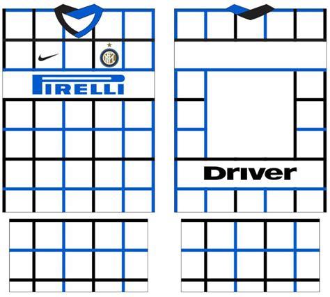 Inter Milan Visita 2020 2021 en 2020   Vector, Camisetas