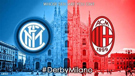 Inter Milan vs AC Milan 2 2 Full Match 1st Half   Serie A ...