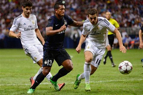 Inter Milan vs. Real Madrid: Date, Time, Live Stream, TV ...