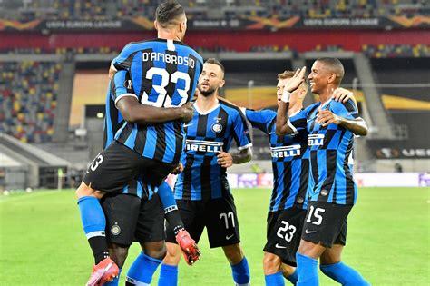 Inter Milan vs. Shakhtar Donetsk free live stream  8/17/20 ...