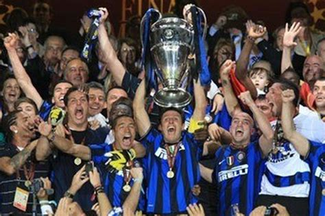 Inter Milan wins 2009/10 season s Champions League title