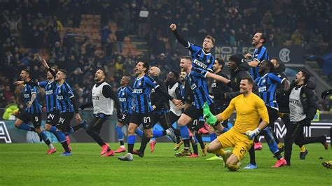 Inter Milan wins the Milan Derby after completing a ...