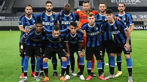 Inter » Plantilla 2018/2019