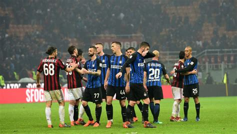 Inter vs AC Milan Preview: How to Watch, Recent Form, Team ...