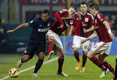 Inter Vs   Watch Serie A Live: Inter Milan vs AC Milan ...