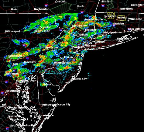 Interactive Hail Maps   Hail Map for Allentown, PA