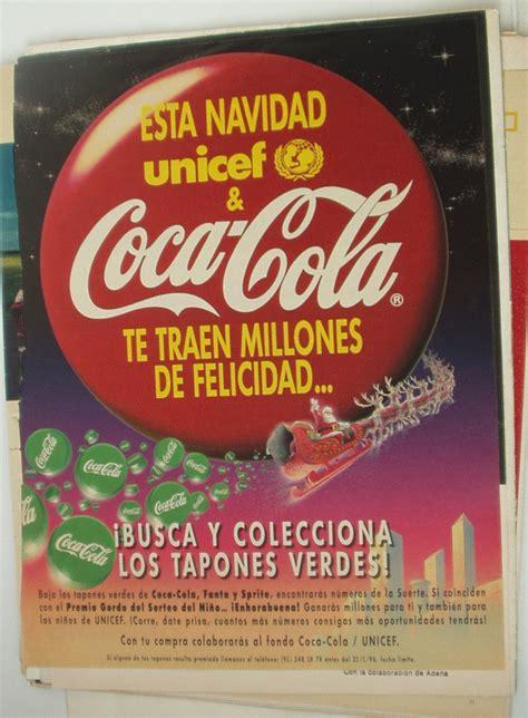 Intercanviolimpic: Coca Cola 92: Anuncio publicitario coca ...
