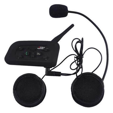 Intercom Manos Libres Bluetooth para Casco Moto Auricular ...
