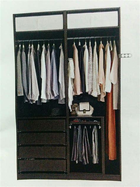 Interior armario ikea | Interiores de armarios, Interiores ...