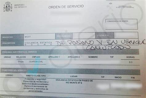 Interior quita guardias civiles de las calles de Galapagar ...