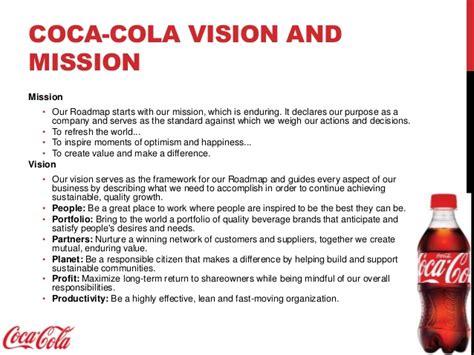 International Business Strategy Coca Cola.