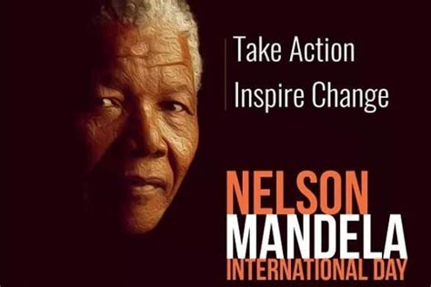 International Nelson Mandela Day 2020: History And ...