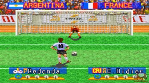 International Superstar Soccer Deluxe: Penalty Kicks ...